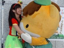 「ぐんまちゃん」 の ファイナルラウンド ・・・・♪  愛知県の皆様よろしく !!