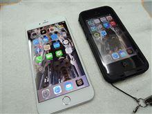 iPhone6Pへ機種変完了