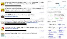 日本でも「ハロウィン」が本格的に定着!「trick or treat」ツイートも大盛況