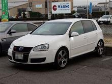 メンテナンスは大事...VW ゴルフⅤ GTI DSGオイル交換