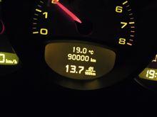 90,000km