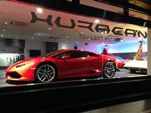 Lamborghini 車名ロゴ ウラカン