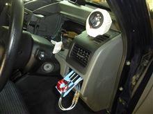 パジェロミニDOHC20ターボのカーオーディオ/ツィーター取り付け篇 CS.ARROWS