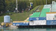 THE LAST WATER JUMP 2014 IN K-AIR