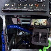 【PP1】時計取付(セイワ W465)