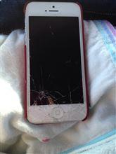 iPhone死亡のお知らせ