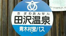 田沢温泉 温泉センター共同浴場  有乳湯(うちゆ)