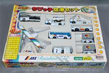 JAS 日本エアシステム Rainbow777 空港セット