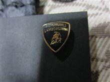 Lamborghini ピンバッジ