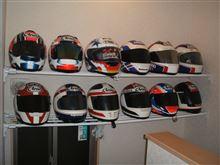 ヘルメットコレクション