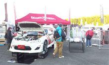 TOYOTA GAZOO RACING FESTIVAL 2014 スタート