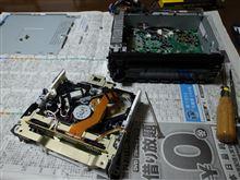Nakamichi CD-45z 修理