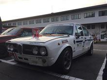 corsa di macchina a nagano 2014 なのだ☆・・・パクリ