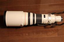 さらば、そしてありがとうEF600mmF4L IS USM