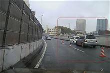 朝から事故とか、いつ事故が起きてもおかしくない状況が多い