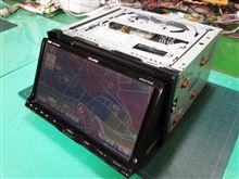 AVN779HD、135001-73000141。市販モデル、HDDナビ。