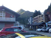 奈良県は十津川村へドライブ
