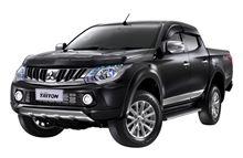 All New Mitsubishi Triton Genuine Accessories : Thailand ・・・・
