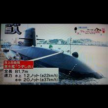 上田晋也が「潜水艦うずしお」の中に入ってた  予想通り、オレが見たい部分はモザイクさらけ(笑)  でも、 艦長&副長の、幹部常装第一種冬服が見られたからいっか!  「ニュースの巨人」   TBSテレビ