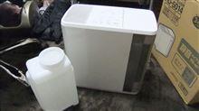 【非クルマ】 加湿器を買いました