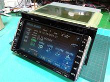 CQ-BS0606C、NHDN-W56。トヨタ純正、HDDナビ。
