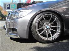 BMW M4純正を3シリーズに♪