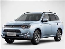Mitsubishi Outlander PHEV Europas Bestseller : Deutschland ・・・・
