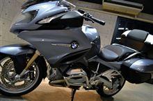 快適な長距離ツーリングが楽しめる BMW R1200RTのガラスコーティング【リボルト高崎】
