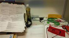 勉強の日々・・・
