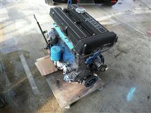ガベちゃんエンジン製作№2ドナーエンジンにトラブル発生