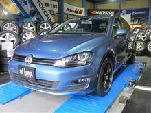 VW純正SIMA 6.5J-17インチ