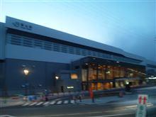 JR飯山駅、新駅舎開業