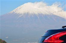富士の川と山そして海