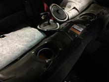 E36 318is 燃欠対策&M3のリアフェンダー。