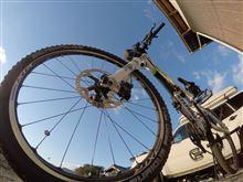 今年の自転車イベント参加終了
