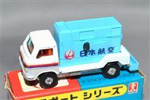 バンダイ エアポートシリーズ 日本航空バキュームカー