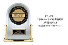 3年連続!ビッグXシリーズが「お客様満足度ナンバーワン」を受賞!