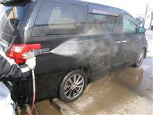 コイン洗車場の時間制のため何度も入金しなけばならず困っております。