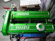 噂のSさん(エンジン製作№20)エンジン完成。
