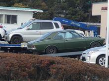 【旧車】この車は何でしょう?