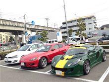 六甲山をツーリング〜U.K.カフェ〜サンシャインワーフへ