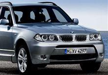 BMW X3(E83)専用LEDシフトノブ発売開始っ!