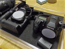 カメラの大掃除とK-3雑感