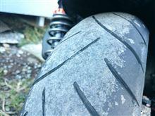 タイヤを考えなきゃ