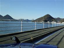 岡山県備前市日生寒河(国道250号)日生大橋作りかけバージョン