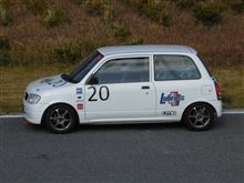 ダイハツ ミラ L700 耐久レース出場の巻 パート2
