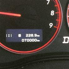 納車から1年が経過しました&70000km到達