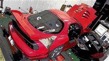 FD3S用APEXパワーFCの燃料噴射 と 冬のセッティング中のトラブルで多いこと