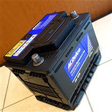 【307SW】バッテリー交換 ACデルコ 20-55D