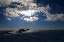 雪の美ヶ原高原へ